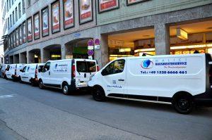 Malici Hausmeisterdienst München Servicefahzeuge